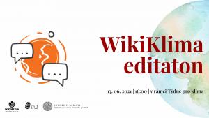 Wikiklima editaton